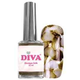 Diva Design Ink Brown