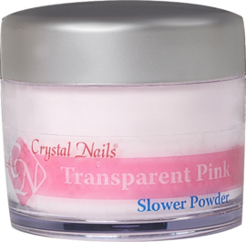 CN Slower Powder Transparant Pink 140ml ( 100 gr )