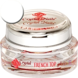 CN French Top Gel White