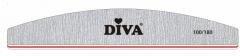 Diva Zebra Vijl Halfmoon 100/180