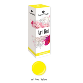 CN art gel neon yellow 5ml