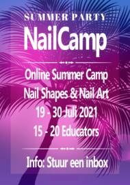 Summer party Nail Camp
