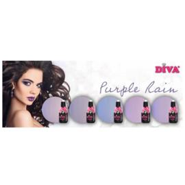 Diva Gellak Purple Rain Collection