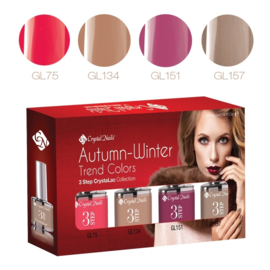 2016 Trend Colors Autumn-Winter Crystalac kit