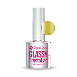 CN Glassy Crystalac Yellow 4ml