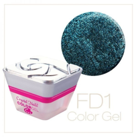 CN Full Diamond Color Gel FD1