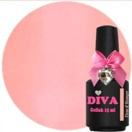Diva Gel Lak Pastel Fleur Oranger 15 ml