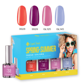 2017 Trend Colors Spring-Summer Crystalac kit
