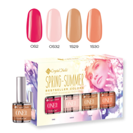 2017 Bestseller Colors Spring -Summer One Step kit