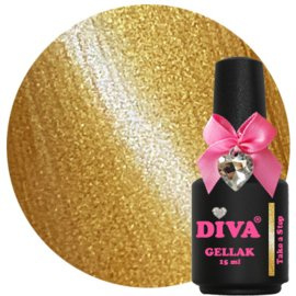 Diva Gellak Cat Eye Take a Step 15 ml