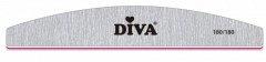 Diva Zebra Vijl Halfmoon 180/180