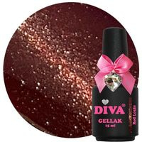 Diva Gellak Cat Eye Red Louis 15 ml