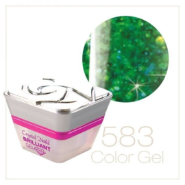 CN Multi Glitter Color Gel 583