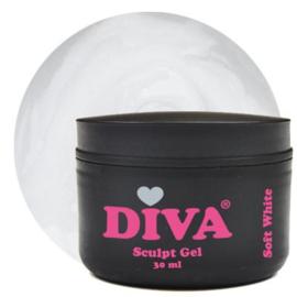 DIVA Sculpt Gel Soft White 30 ml