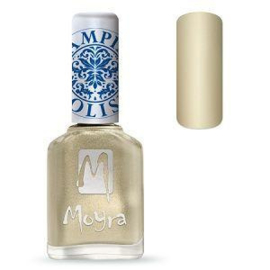 Moyra Stamping Nail Polish Gold 12ml sp09 ml