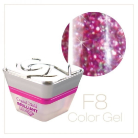 CN Fly Brilliant Color Gel F8