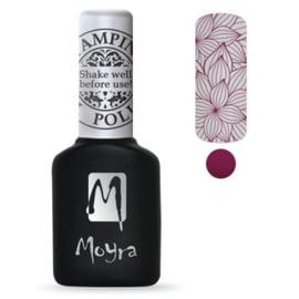 Moyra Stamping Gel Polish Berry sgp 04