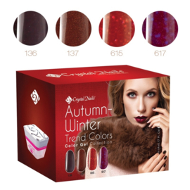 2016 Color gel Autumn-Winter Colors Trend kit