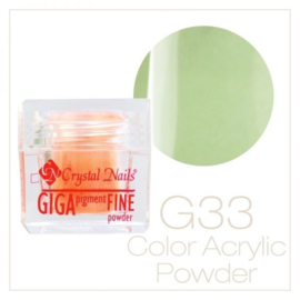 CN Giga Pigment Color Powder 033