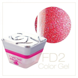 CN Full Diamond Color Gel FD2
