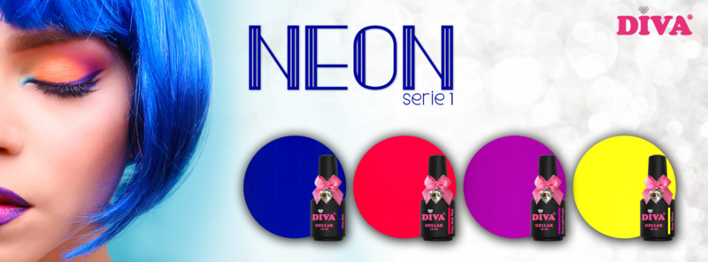 Diva Gellak Neon Serie 1