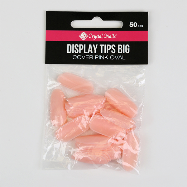 CN Display Tips Big – Cover Pink Oval