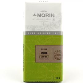 A. Morin - Piura 48% melkchocolade
