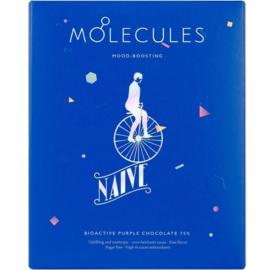 Naïve - Molecules 75% paarse chocolade