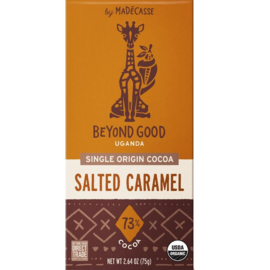 Beyond Good - Salted caramel 73%