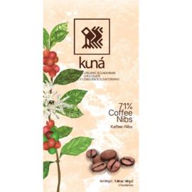 Kuná - Koffiebonen 71%