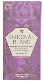 Original Beans - Femmes de Virunga 55% Dark milk
