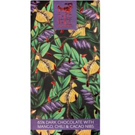 Theo & Philo - Mango chili en cacaonibs 65%