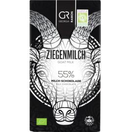 Georgia Ramon - Geitenmelk 55% melkchocolade