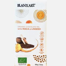 Blanxart - Maca en Lijnzaad 70%