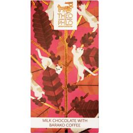 Theo & Philo - Barako koffie melkchocolade