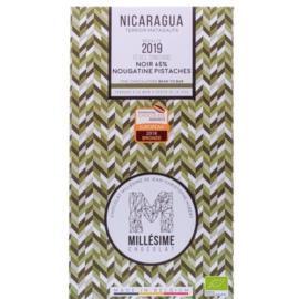 Millésime - Nougatine pistaches 65%