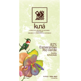 Kuná - Rio Verde Esmeraldas 82%