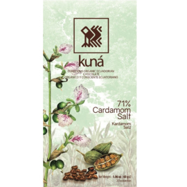 Kuná - Kardamom 71%