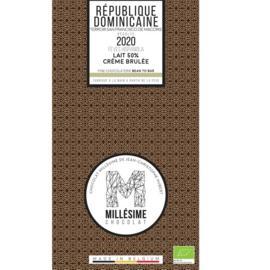 Millésime - Crème Brulée 50% melkchocolade