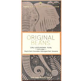 Original Beans - Cru Udzungwa 70%