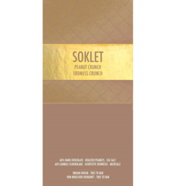 Soklet - Pinda crunch 60%