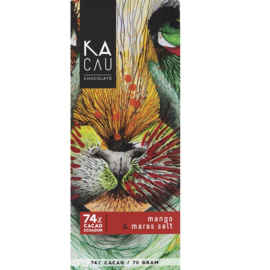 Kacau - Mango en maraszout 74%
