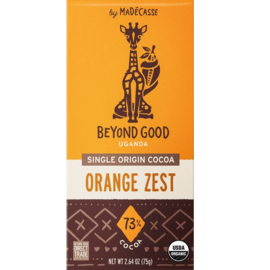Beyond Good - Orange zest