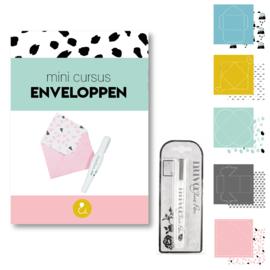 Mini Cursus: Envelopjes maken voor je invulboek