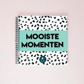Mooiste Momenten boek - mint