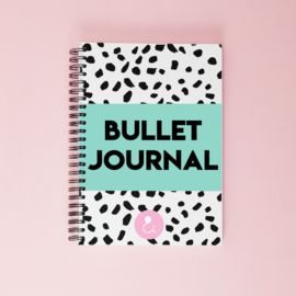 Bullet Journal - mint