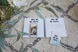 Babyboek 'Mijn eerste jaar' - mint