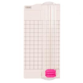 Mini papier trimmer