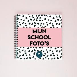 Schoolfotoboek Nederland - roze