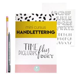 Mini Cursus: Handletteren